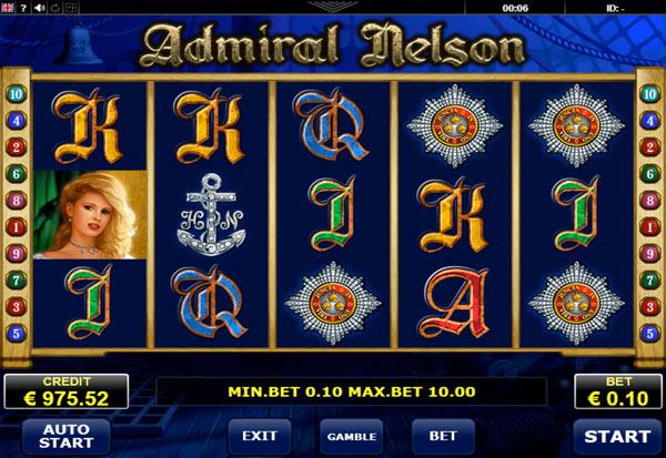 Admiral 777 Slots Bay game