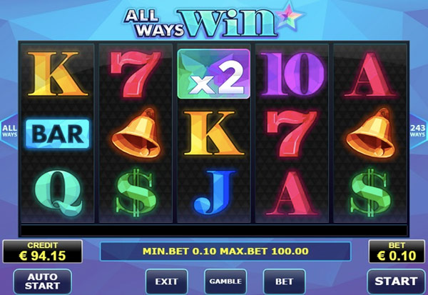 Allways Win 777 Slots Bay game