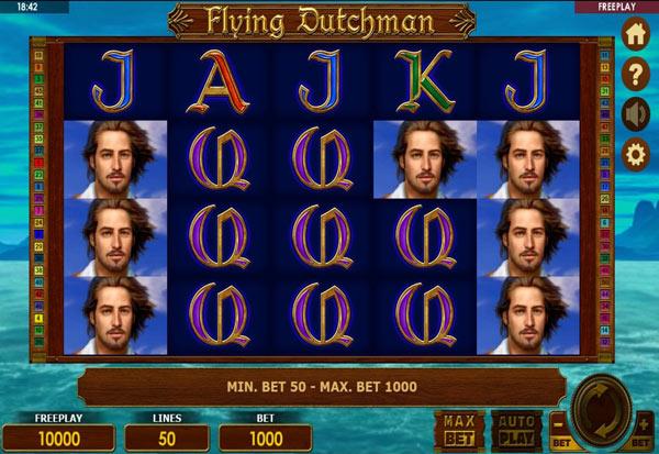 Flying Dutchman 777 Slots Bay game