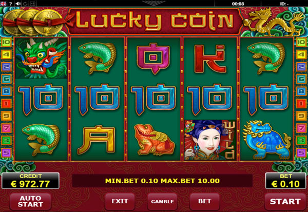 Lucky Coin 777 Slots Bay game