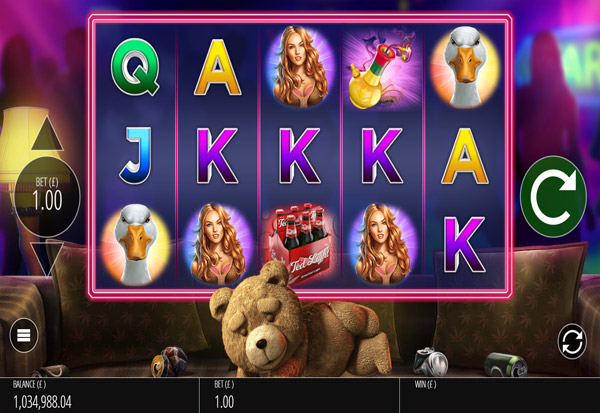 Ted 777 Slots Bay game