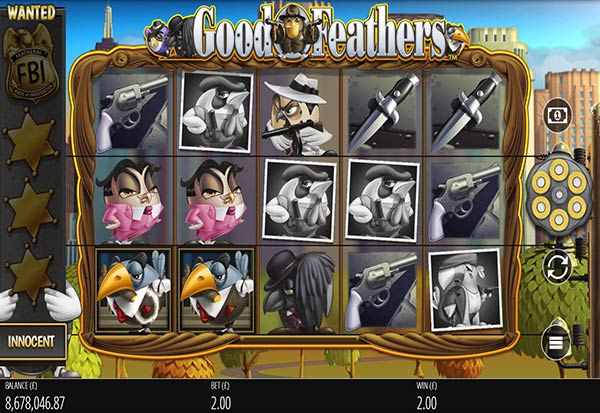 Goodfeathers 777 Slots Bay game