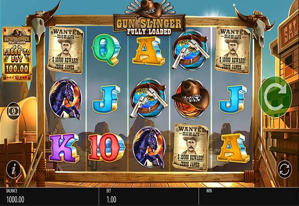 Gunslinger 777 Slots Bay game