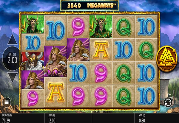 Lightning Strike Megaways 777 Slots Bay game