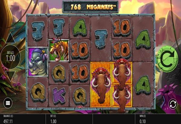 Primal Megaways 777 Slots Bay game