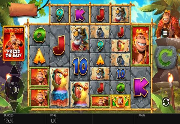 Return Of Kong Megaways 777 Slots Bay game