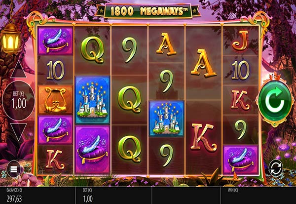 Wish Upon a Jackpot Megaways 777 Slots Bay game