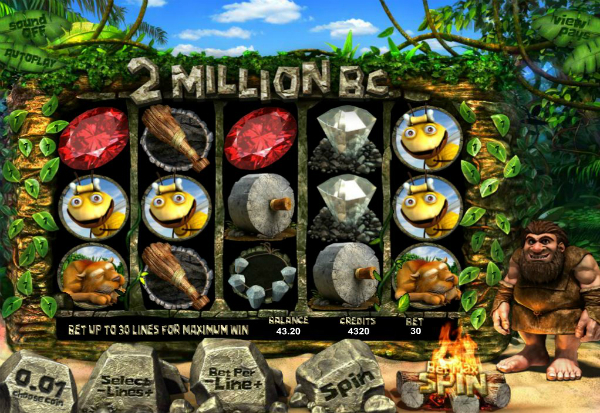 2 Million B.C. 777 Slots Bay game