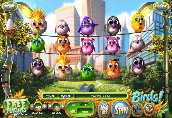Birds 777 Slots Bay game