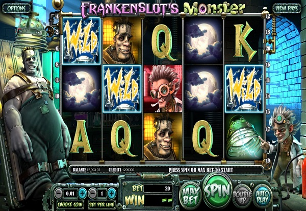 Frankenslots Monster 777 Slots Bay game