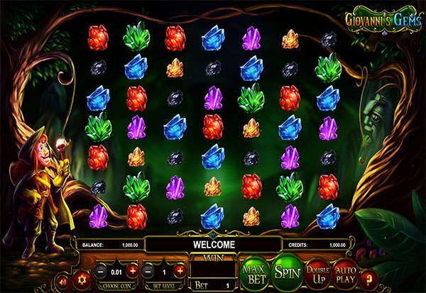 Giovannis Gems 777 Slots Bay game
