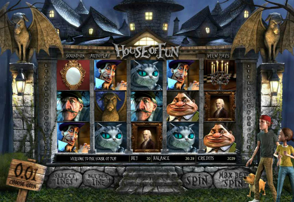 House of Fun 777 Slots Bay game