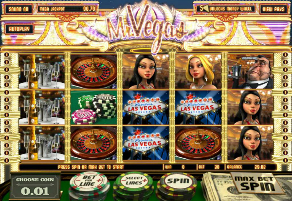 Mr. Vegas 777 Slots Bay game