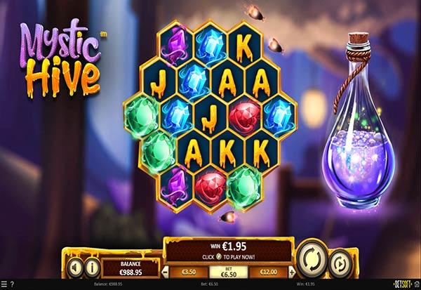 Mystic Hive 777 Slots Bay game