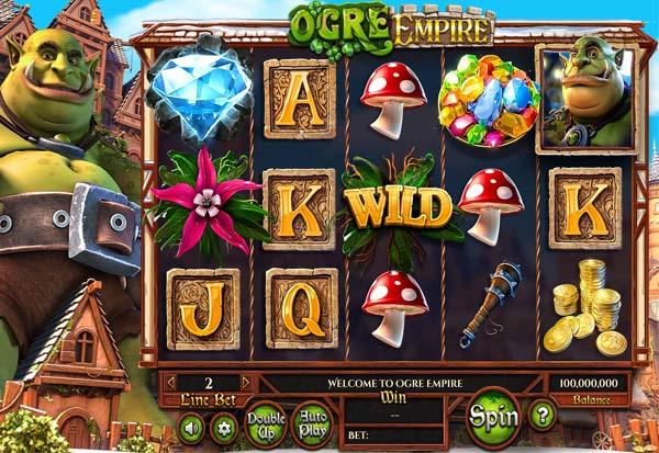 Ogre Empire 777 Slots Bay game