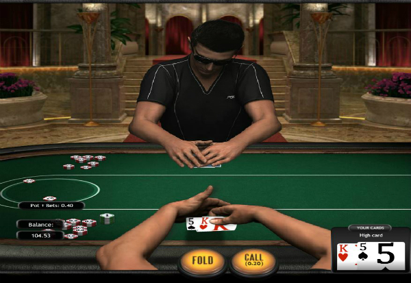 Poker3 Heads Up Hold'em 777 Slots Bay game