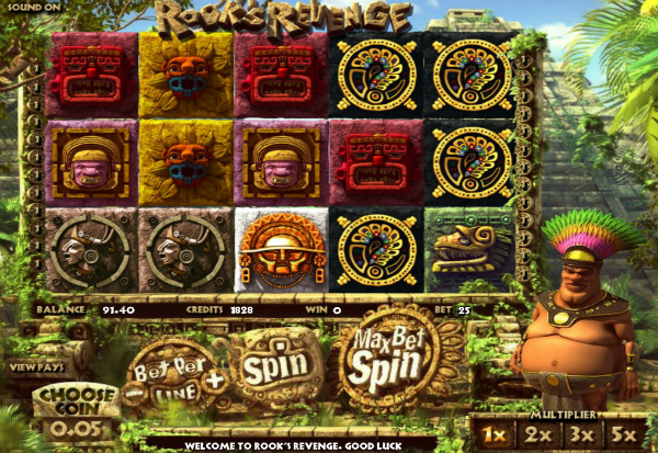 Rook's Revenge 777 Slots Bay game