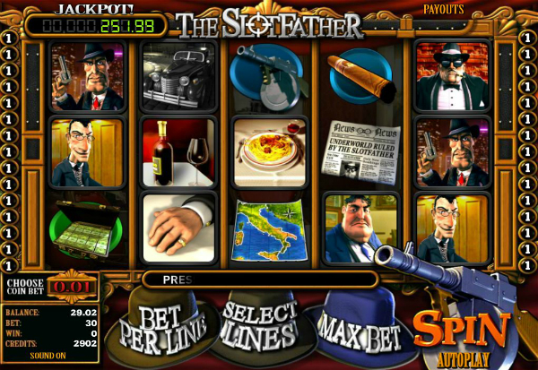 Slotfather 777 Slots Bay game
