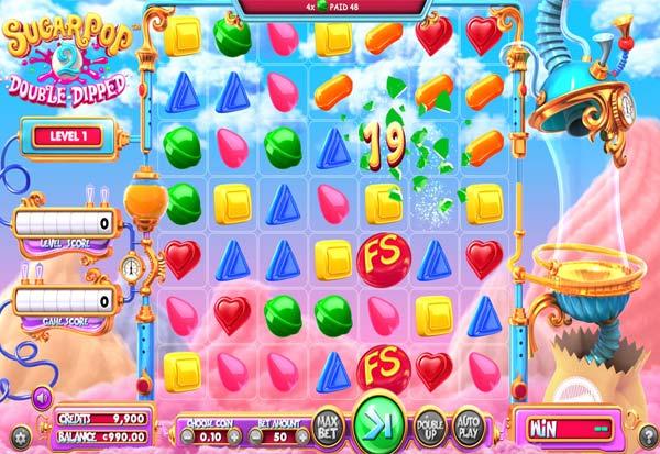 Sugarpop 2 777 Slots Bay game