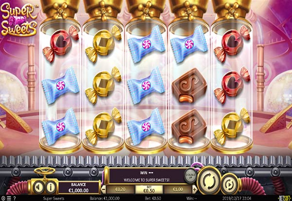 Super Sweets 777 Slots Bay game