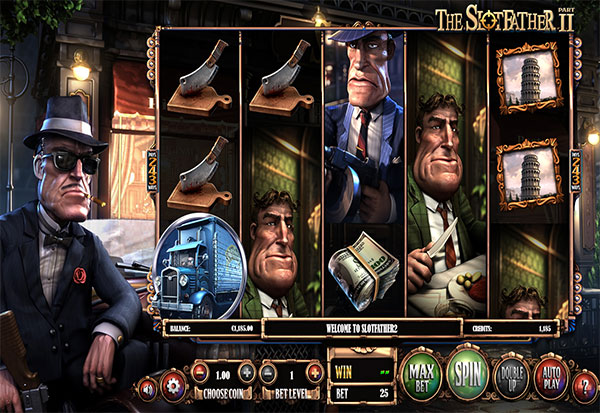 The Slotfather Part II 777 Slots Bay game