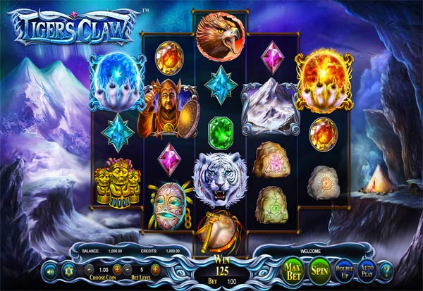Tiger's Claw 777 Slots Bay game