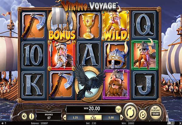 Viking Voyage 777 Slots Bay game