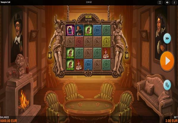 Vampire Call 777 Slots Bay game