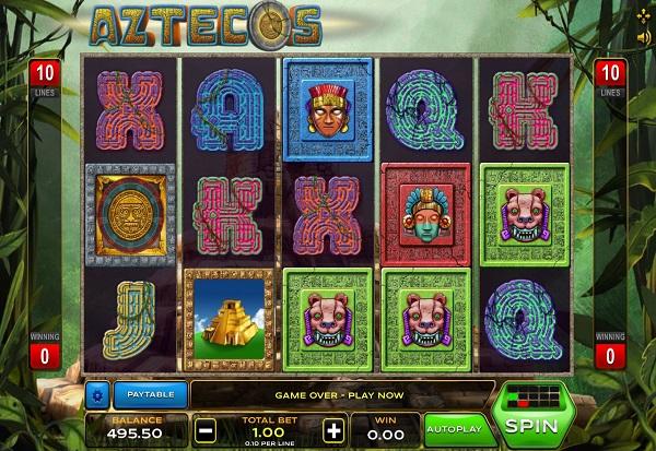 Aztecos 777 Slots Bay game