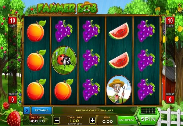 Farmer Bob 777 Slots Bay game