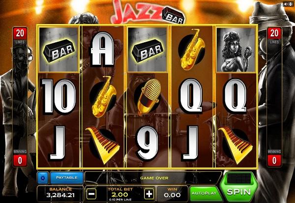 Jazz Bar 777 Slots Bay game