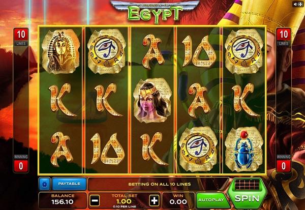Wonders Of Egypt 777 Slots Bay game