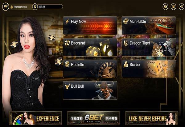 Ebet By Ebet Golden Line Casino