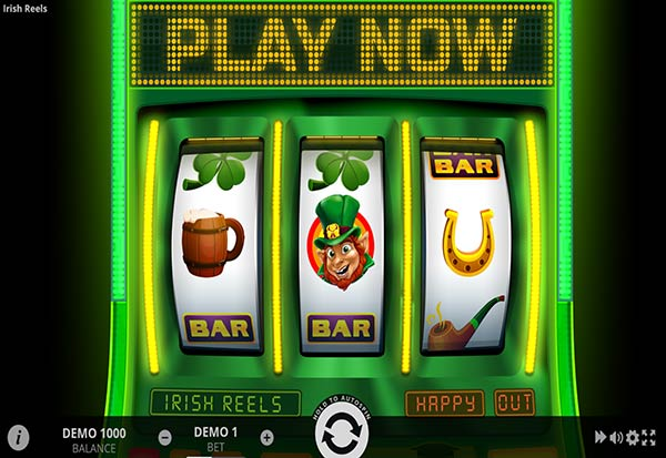 Irish Reels 777 Slots Bay game