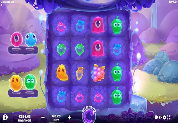 Jelly Boom 777 Slots Bay game