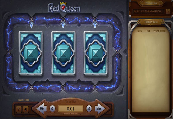 Red Queen 777 Slots Bay game