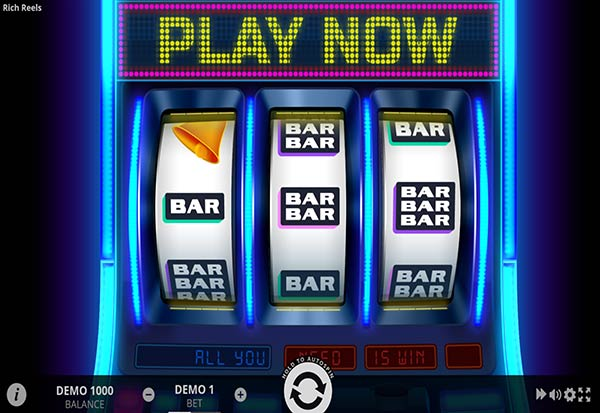 Rich Reels 777 Slots Bay game