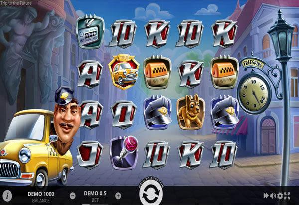 Trip to the future 777 Slots Bay game