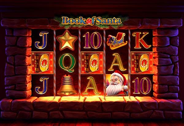Book of Santa 777 Slots Bay game