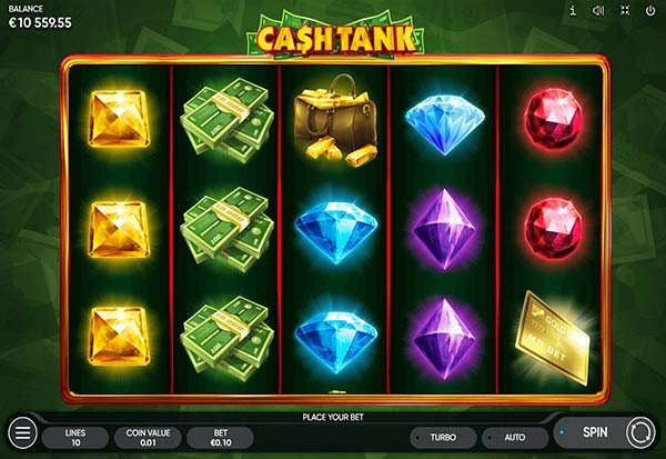Cash Tank 777 Slots Bay game