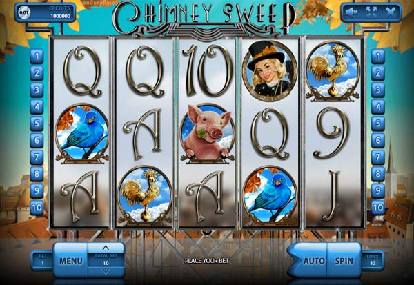 Chimney Sweep 777 Slots Bay game