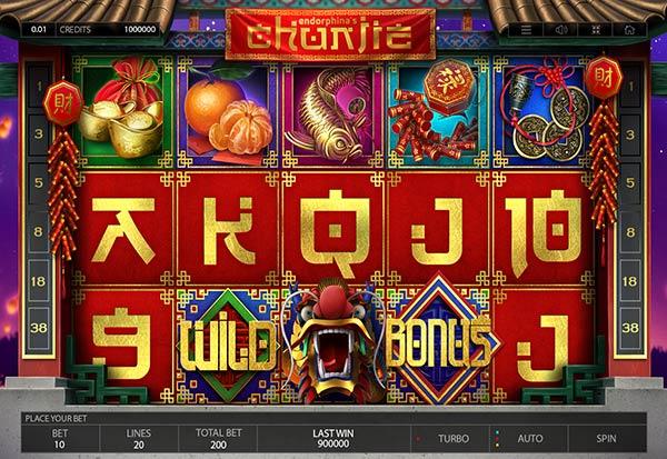 Chunjie 777 Slots Bay game