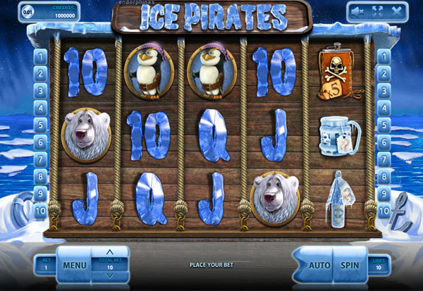Ice Pirates 777 Slots Bay game