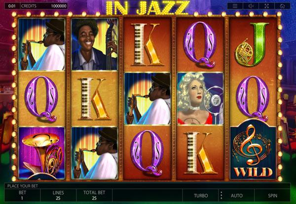In Jazz 777 Slots Bay game