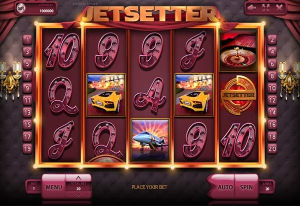 Jetsetter 777 Slots Bay game