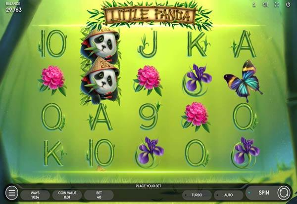 Little Panda 777 Slots Bay game