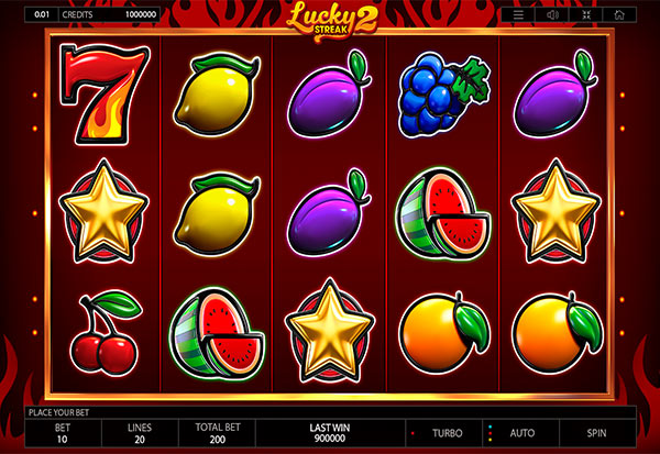 Lucky Streak 2 777 Slots Bay game
