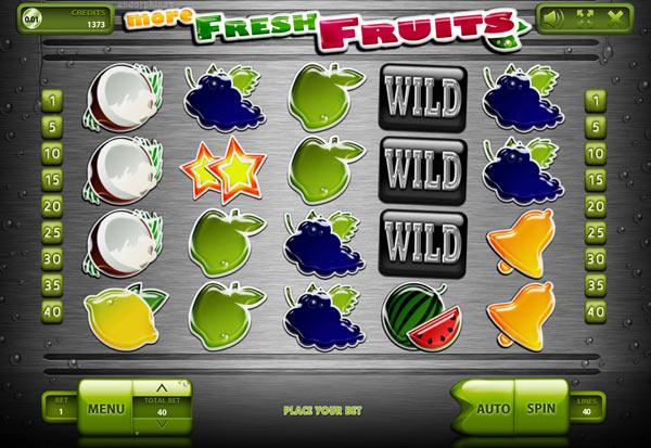 More Fresh Fruits 777 Slots Bay game