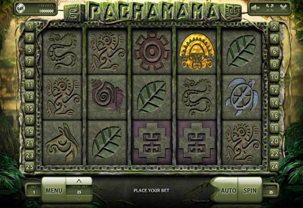 Pachamama 777 Slots Bay game