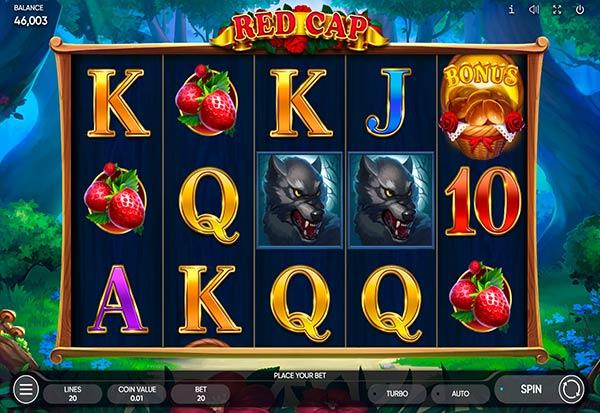 Red Cap 777 Slots Bay game